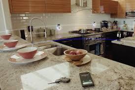 Smart Countertop by Zing Smart Ai Night Light Gadget Flow