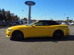 2015 ford mustang premium 2015 ford mustang ecoboost premium convertible in delaware