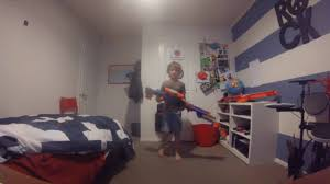 nerf bedroom how to be a nerf sniper youtube