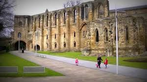 dunfermline abbey robert the bruce last resting place youtube