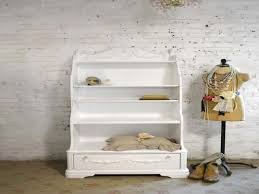 modern shabby chic kitchen furniture home shabby chic bookshelves idea with folding style in