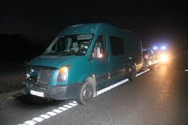bmw volkswagen van į estiją bmw m3 gabenusius panevėžiečius dar prie pasvalio