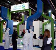 standard chartered bank participates at the 17th national career