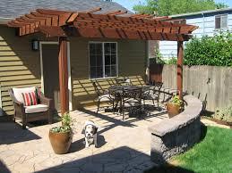 Pergola Designs For Patios Patio Pergola For Outdoor Living Craftsman Landscape