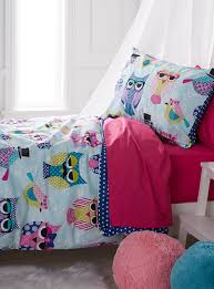 owl bedding for girls shop duvet covers and comforters for kids simons