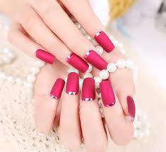 online get cheap red matte nails aliexpress com alibaba group