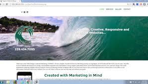 Web Design Home Based Business by Naples Website Design Surf Web Design U0026 Internet Marketing