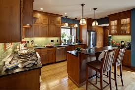 Arts And Crafts Kitchen Design Modern Arts And Crafts Style Kitchen Interior Design By Tracey