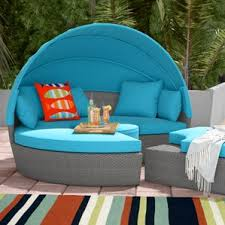 Resort Style Patio Furniture Outdoor Daybeds You U0027ll Love Wayfair