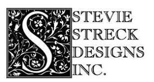 stevie streck invitations die cut invitations greeting cards custom designed calendars