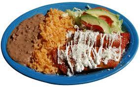 imagenes enchiladas rojas authentic enchiladas rojas 3 drizzled with sour cream and cotija