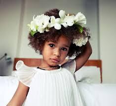 coiffure mariage cheveux des coiffures pour petites filles qui vont vous faire craquer j