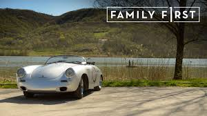 porsche 356 wallpaper this porsche 356 speedster puts family first youtube