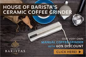 Hand Crank Coffee Grinder Mason Jar The Best Coffee Grinder For French Press In 2017 House Of Baristas
