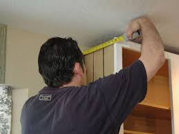 How To Fit Kitchen Cabinets How To Install Crown Molding How Tos Diy