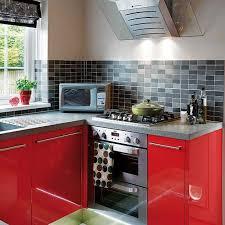 Red And Black Kitchen Tiles - modern kitchen tiles 7 beautiful kitchen backsplash designs