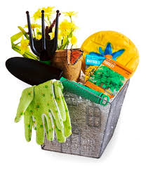garden gift basket patti s personalized gift baskets gifts