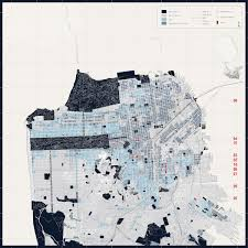 San Francisco Planning Map by Amid Sf U0027s Housing Crisis New Spur Show Explores Adding Density On