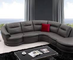 Modern Leather Sectional Sofa Sofa Awesome Modern Gray Sofa Awesome Modern Leather Sectional