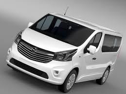 opel vivaro opel vivaro biturbo 2015 3d model vehicles 3d models biturbo max