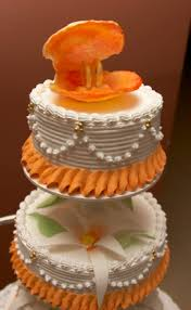 ugly wedding cakes corners on your cake order one small