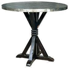 high top table legs bar top tables round bar top table rustic bar table round bar top
