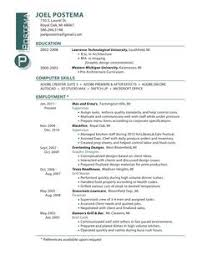 Informatica Resume Sample by Cover Letter For Hr Generalist Cover Letter Template Lists And