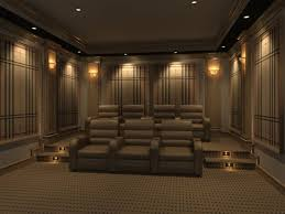 the best home theater design for comfy entertainment spot