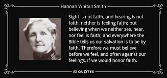 The God Of All Comfort Hannah Whitall Smith Top 25 Quotes By Hannah Whitall Smith Of 77 A Z Quotes