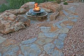 extraordinary stone for patios with interior home paint color