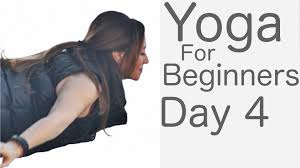 Pin By Brea Lesley On - 16 min yoga for beginners 30 day challenge day 4 with lesley