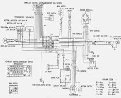 100 xrm 110 electrical wiring diagram honda wave parts