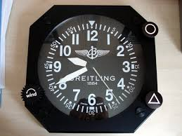 best replica breitling wall clock in cheap price