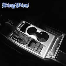 hyundai tucson interior 2017 car styling gear panel sticker cover trim for hyundai tucson 2015