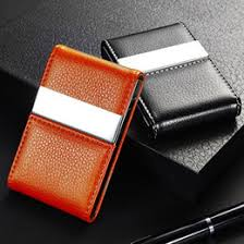 Business Card Case Leather Discount Business Card Holder Leather Stainless 2017 Business