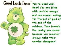 105 care bear good luck bear images care