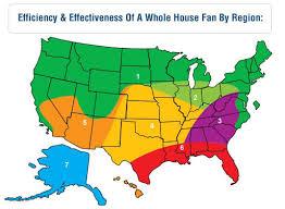 do whole house fans work where a whole house fan works whole house fan