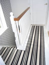 decoration stairrunners direct evo teal striped stair runner