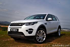 land rover discovery sport white test drive review land rover discovery sport lowyat net cars