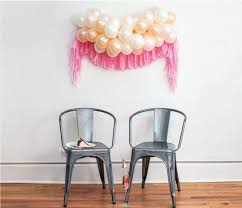 Wall Decoration With Balloons by Small Business Saturday The Luft Balloon Store Creative Income
