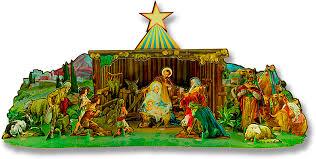 christmas manger a christmas manger set for a child blogs