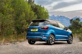 2018 ford ecosport st line rear right autobics