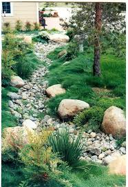 21 best dry streams retention images on pinterest landscaping