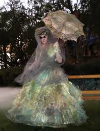haunted mansion costume amazing ghost effect costume from haunted mansion party