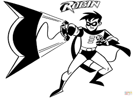 robin coloring free printable coloring pages