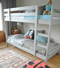 Bunk Bed Shelf Ikea 16 Simple Lovely Ideas For White Rooms Indian Fabric Bunk Bed
