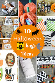 halloween loot bag ideas halloween goody bag ideas