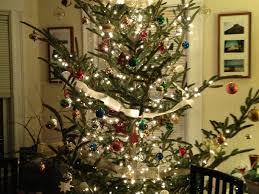 fashioned christmas tree fashioned christmas tree decor