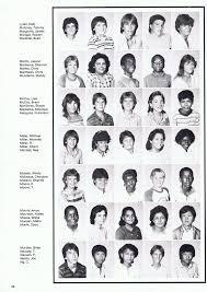 junior high school yearbooks 1985 helen cox junior high school yearbook page 46 of the flickr