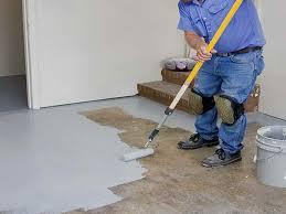 best flooring for a basement that floods light brown exposed
